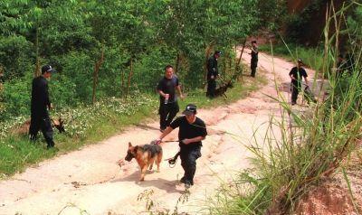 广西砍杀小学生嫌犯被围3天 数千人搜捕仍无果