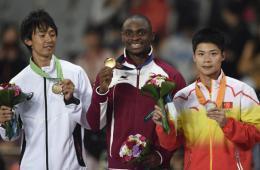 飞人大战卡塔尔选手破亚洲纪录 苏炳添获第二