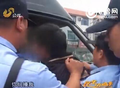 济宁男子酒后派出所发飙 声称五分钟内摆平警察