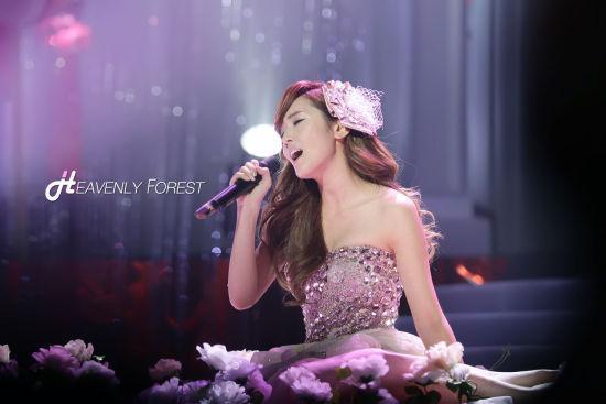 少女时代Jessica宣布退团:被迫离开 很失望