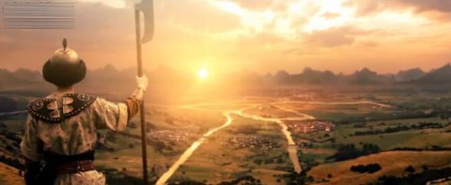 英国人拍摄的中国古代战争片 不忍直视