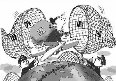 中国今年掀起境外追逃贪官风暴 提到前所未有高度