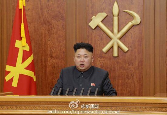 金正恩30日向中国领导人致国庆贺电