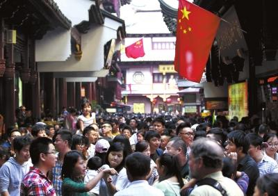 媒体称国庆出游景区门票价格全球领先