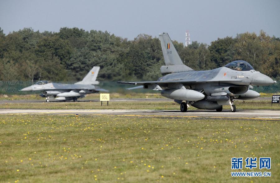 比利时空军完成从阿富汗撤军