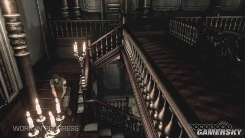 《生化危机HD:重制版》最新演示 高清爽翻天