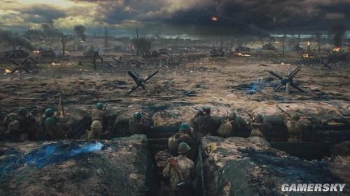《战争雷霆》震撼真人预告 俄国大兵威武雄壮