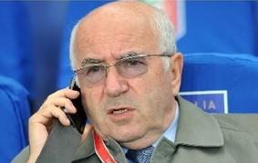 卷入种族歧视!意足协主席被欧足联禁赛六个月