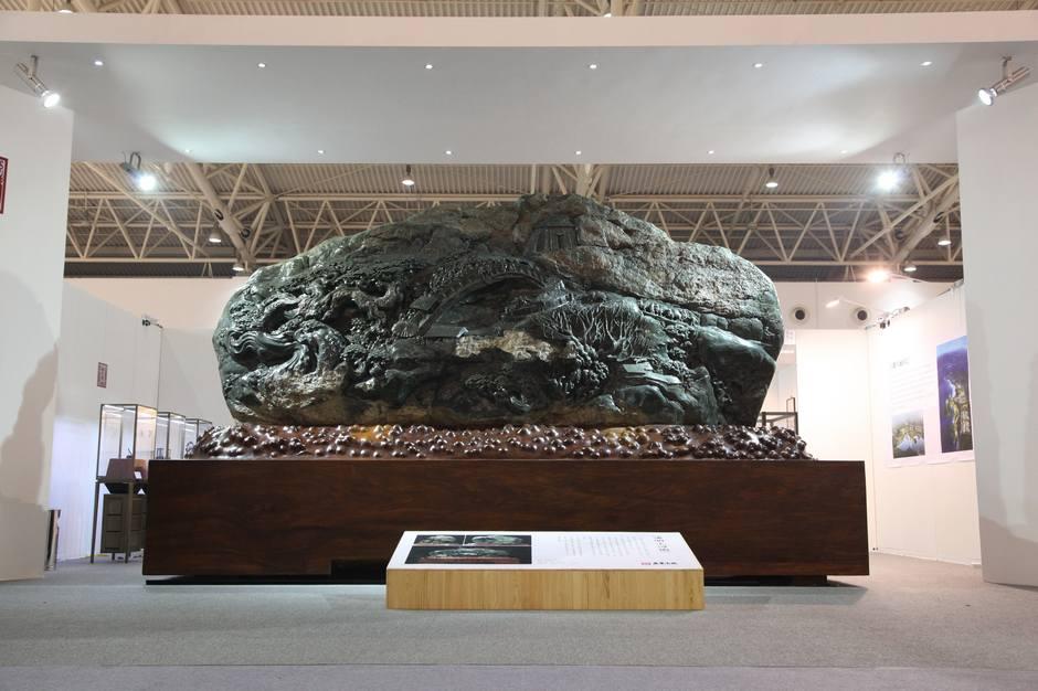 2014北京国际艺术博览会现场盛况