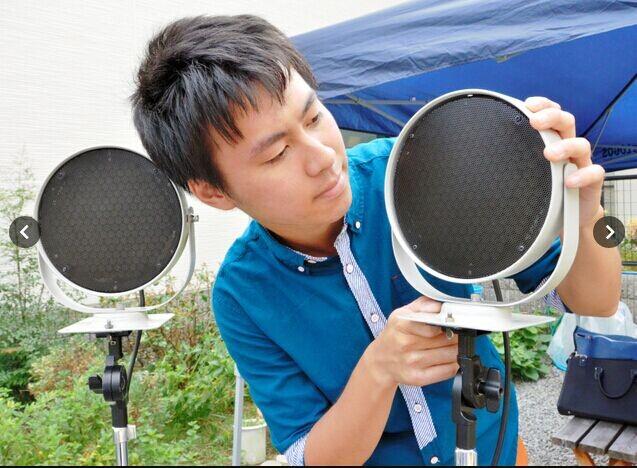 广场舞福音 日本教授用超声波音箱建不扰民空间