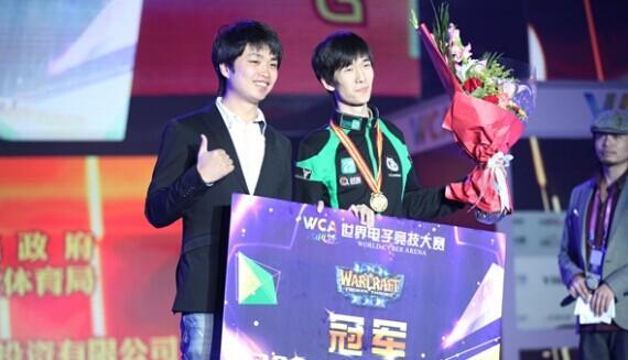 中国魔兽第一人:电子竞技成正常职业需百年