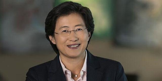 "AMD任命新女总裁 自称是""极客"""