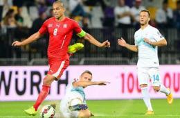 欧预赛-卡西失误西班牙1-2遭绝杀