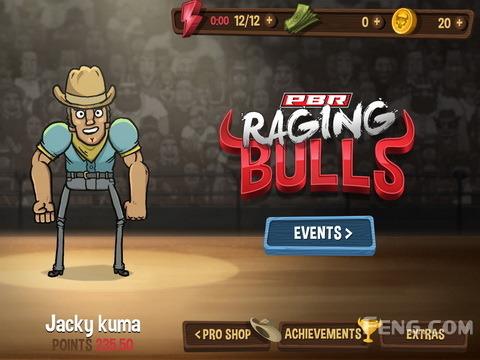 我有特殊的骑牛技巧:《美国职业骑牛大赛》