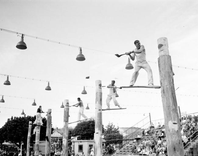 纪实摄影:25张世纪旧照