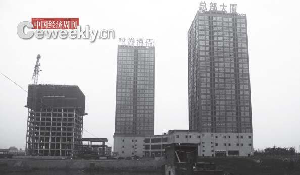 揭秘洛阳副市长失联:大拆大建 与地产商关系紧密
