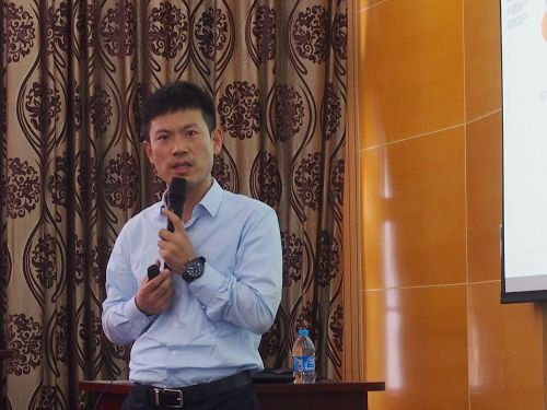 巨人副总裁朱永明担任上海交大智慧城市专家讲师