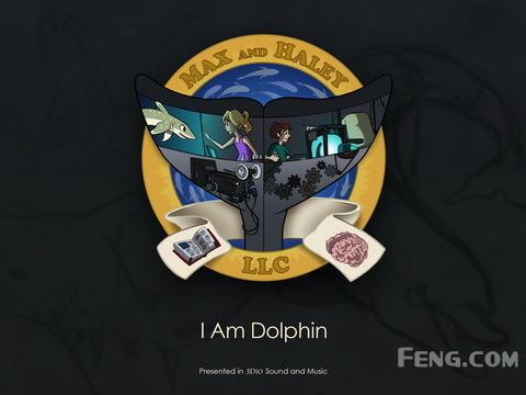 我只想安静的做一条美海豚:《我是海豚》
