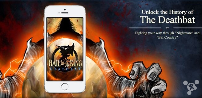 《国王万岁:死亡蝙蝠》上架