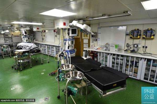 英医疗船起航赴塞拉利昂抗击埃博拉疫情