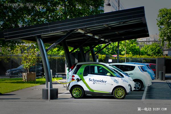 全球兴起电动汽车热 多个新能源项目启动实施