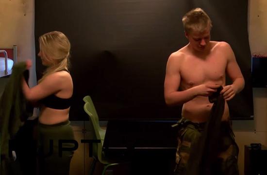 挪威通过议案强制女性服兵役