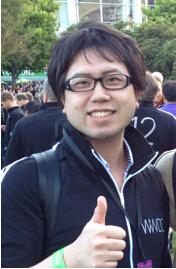 《百万亚瑟王》技术总监畑圭辅确定出席Cocos开发者大会