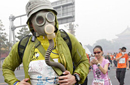 """叫停""""雾霾下的马拉松""""有多难"""