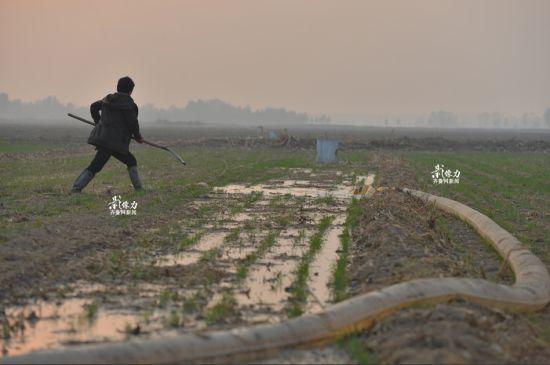 山东济南小农水项目投资数千万 村民称成摆设