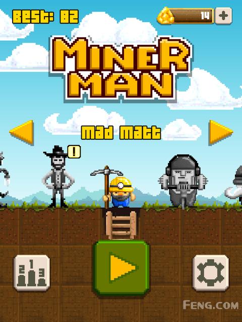 玩法虽变核难变:《挖矿男 Miner Man》