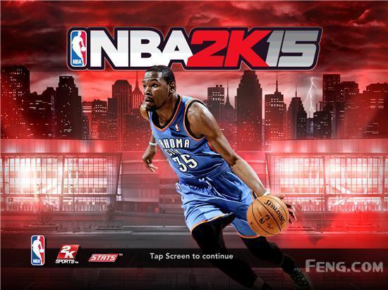 力与智的华丽角逐:《NBA 2K15》