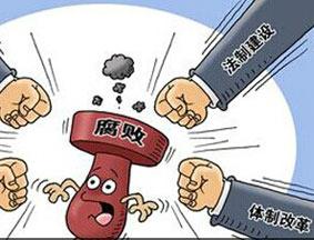 美华媒:依法反腐 体现中国反腐思路很清晰