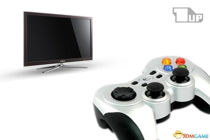 电视游戏主机吸引更多玩家 或将成为电视产业救星