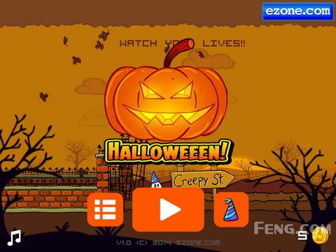 波波带你过万圣节:《Halloweeen!》