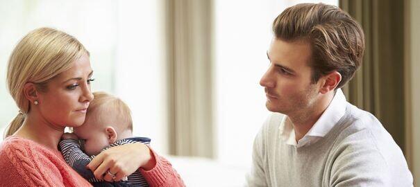 6招教你如何预防新生儿来临后的夫妻危机