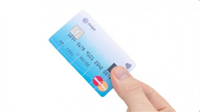 万事达将推出内置指纹识别功能的信用卡
