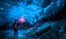 探访绝美冰洞