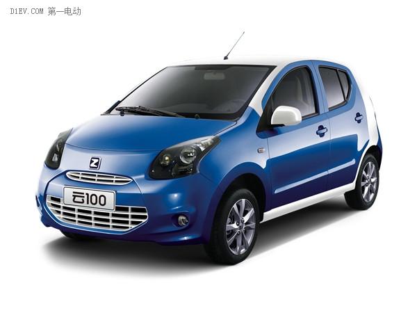 众泰云100电动汽车24日将上市 目标直指销量冠军