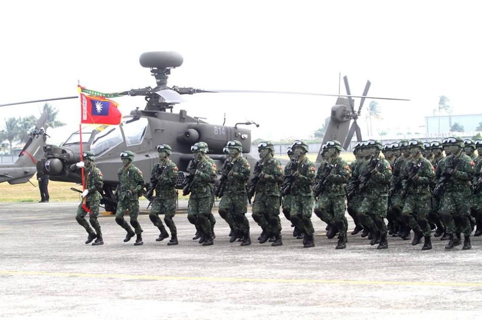 美敷陈:台湾四年军购46亿美元武器 全球排第九