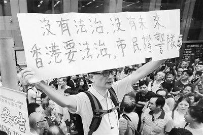 香港各界吁盼学联见好就收 要感受到政府善意