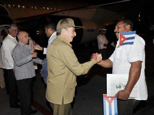 古巴向西非增派83名医护人员以应对埃博拉疫情