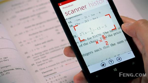 数学渣不要高兴太早:《PhotoMath》评测