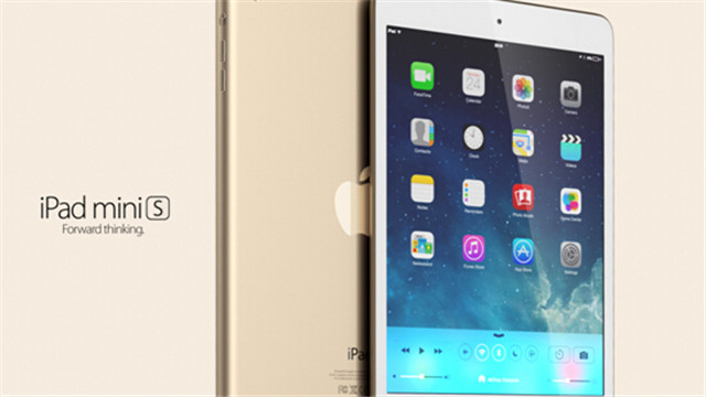 外媒评iPad Mini3:除指纹识别无亮点