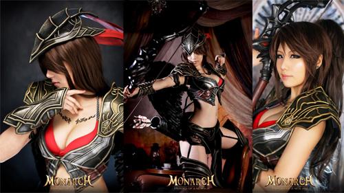 《Monarch》性感女射手