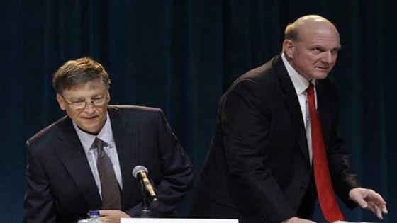 与盖茨决裂:微软前CEO鲍尔默为何愤怒?