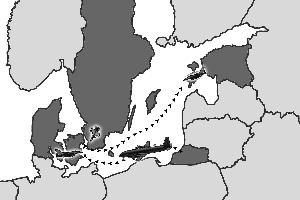 俄侦察机首次进入北约领空北约战机实施拦截