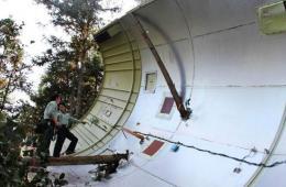 探月返回飞行试验器整流罩坠落江西遂川山区
