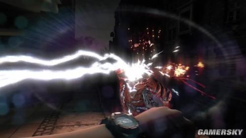 《消逝的光芒》爆改武器肉沫横飞 轮大斧碎脑袋