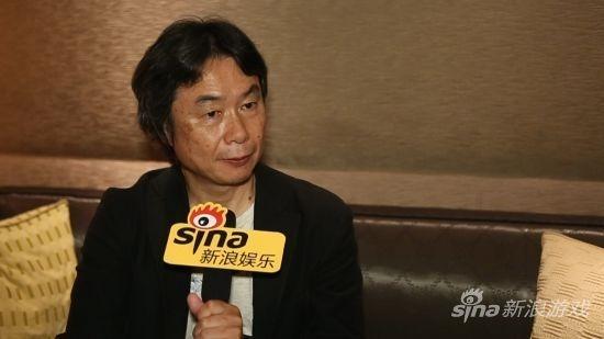 超级玛丽之父:希望中国玩家能玩上Wii U