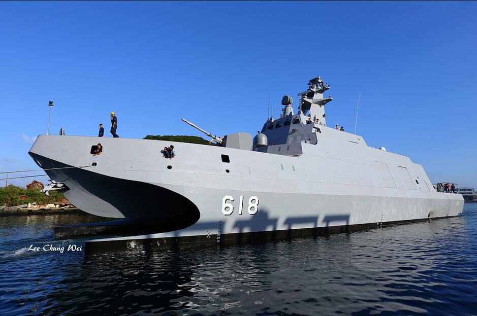 沱江号导弹巡逻舰
